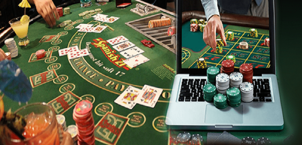 real vs online casino - The Evolution Of Online Casino