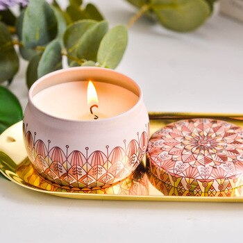 Cutelife Nordic Home Decoration Gift Tea Light Scented Candles Wedding Bougies Votive Candle Jar Wax burner.jpg 350x350 - Fluffy & Co, Lovely Candles In Malaysia